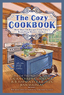 "Picture of the book ""The Cozy Cookbook""."