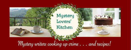 Link to the Mystery Lover's Kitchen blog.
